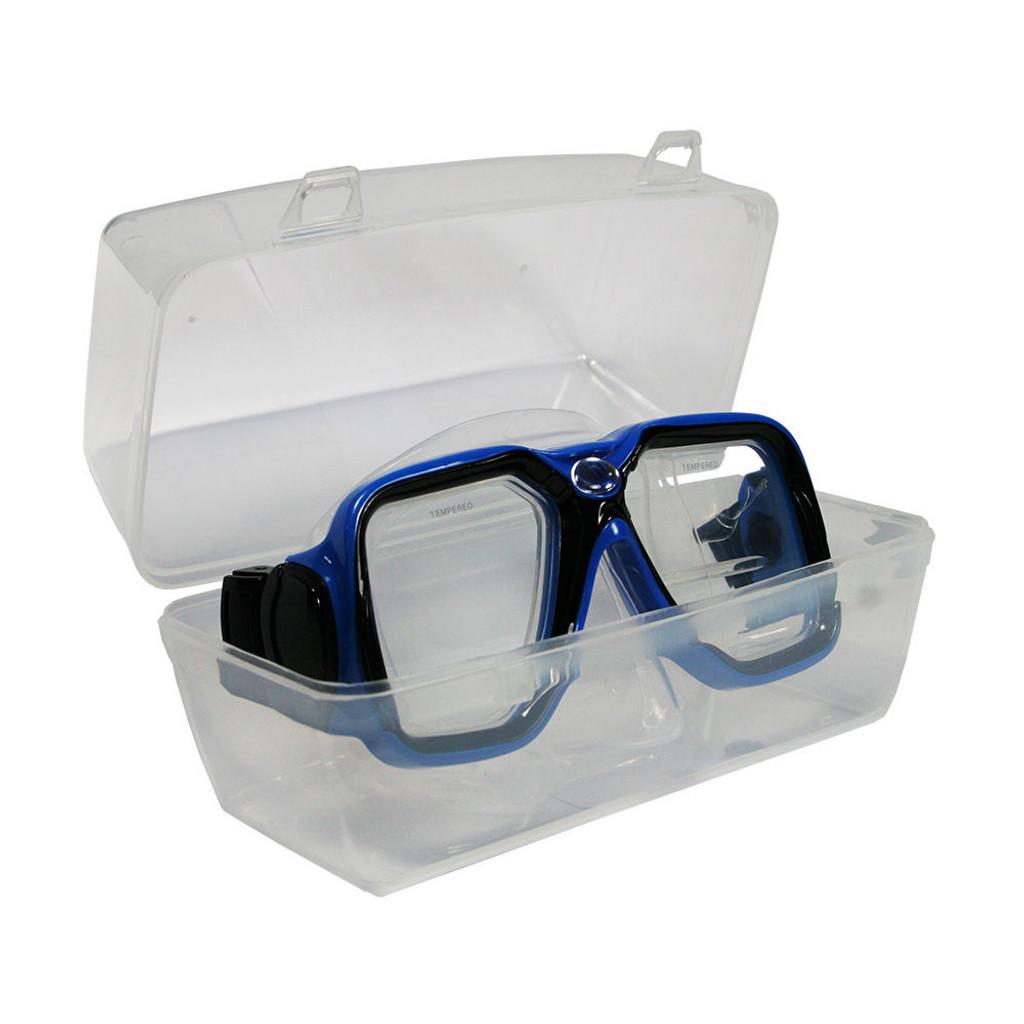 Clamshell Protective Mask Box
