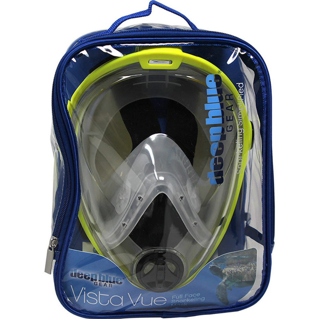 Vista Vue Mask in Retail Bag