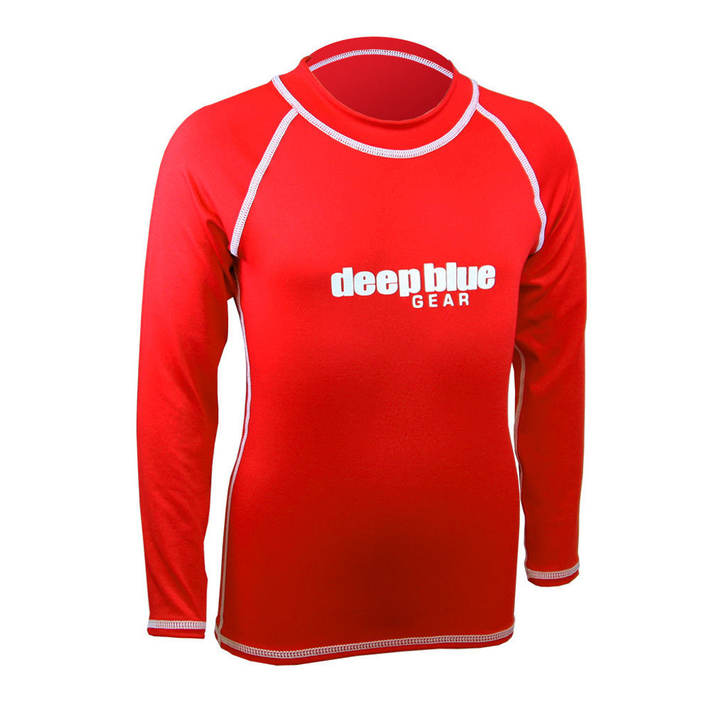 Kids' Performance Fit Long Sleeve