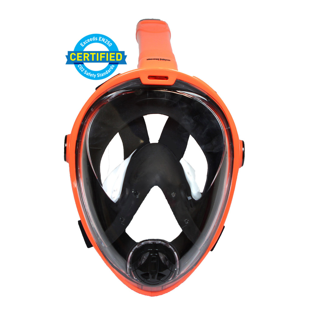 Vista Vue - Full Face Rental Mask