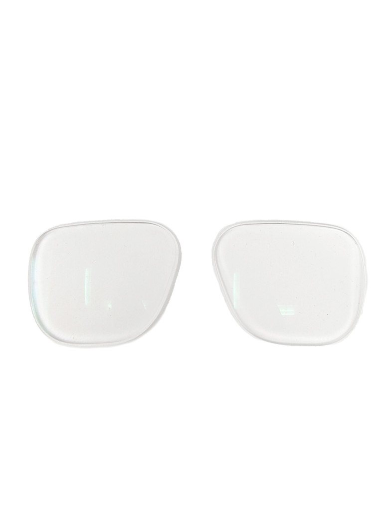 Full Face Mask Polycarbonate Lens