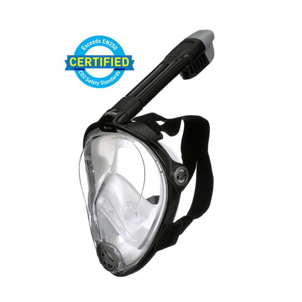 Vista Vue - Full Face Mask in Clamshell