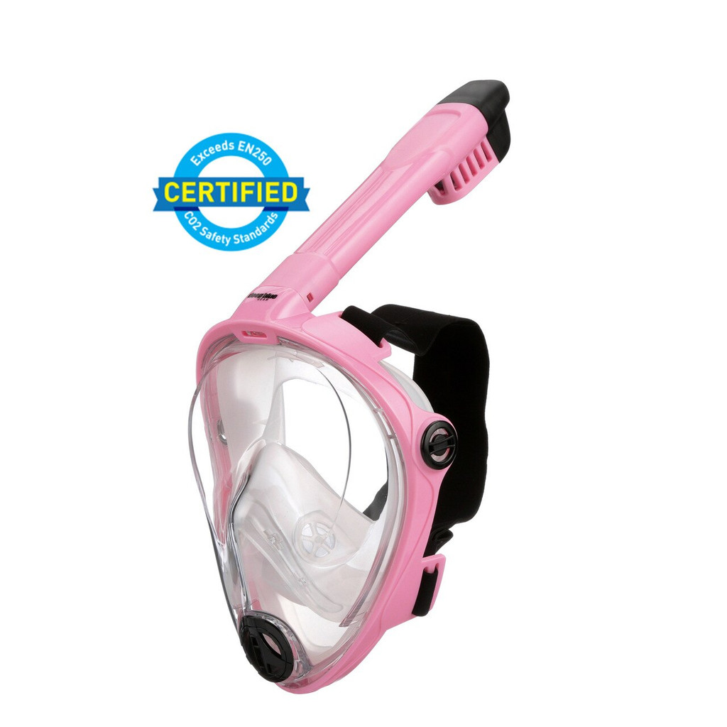 Vista Vue Jr. - Kids Full Face Mask in Clamshell