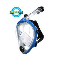 Vista Vue II - Full Face Mask in Clamshell
