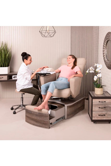 Element Pedicure Chair for Manicure by Belava