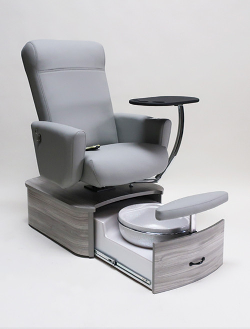 Pedicure Chair Element Chair with adjustable drawer by Belava