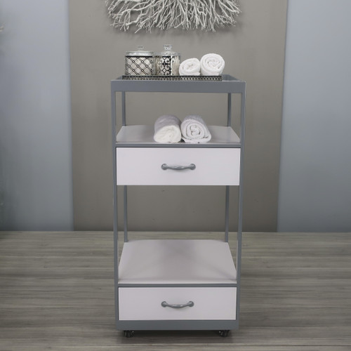 Elora Esthetician Cart for Towel Warmer Machine by Beava