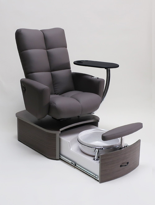 Pedicure Chair Impact with Plumbing by Belava