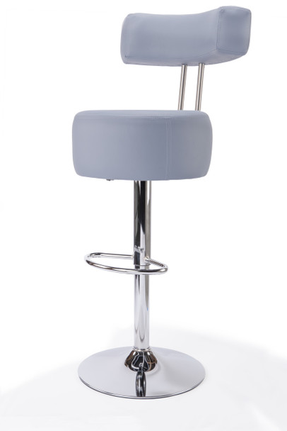 Client stool for manicure bar by Belava