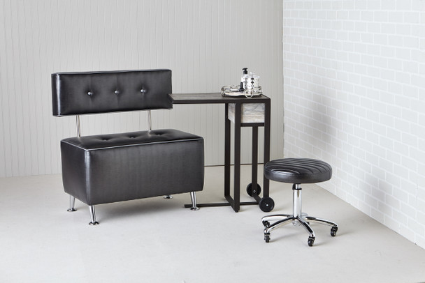 Salon Chair - One & Half Seater