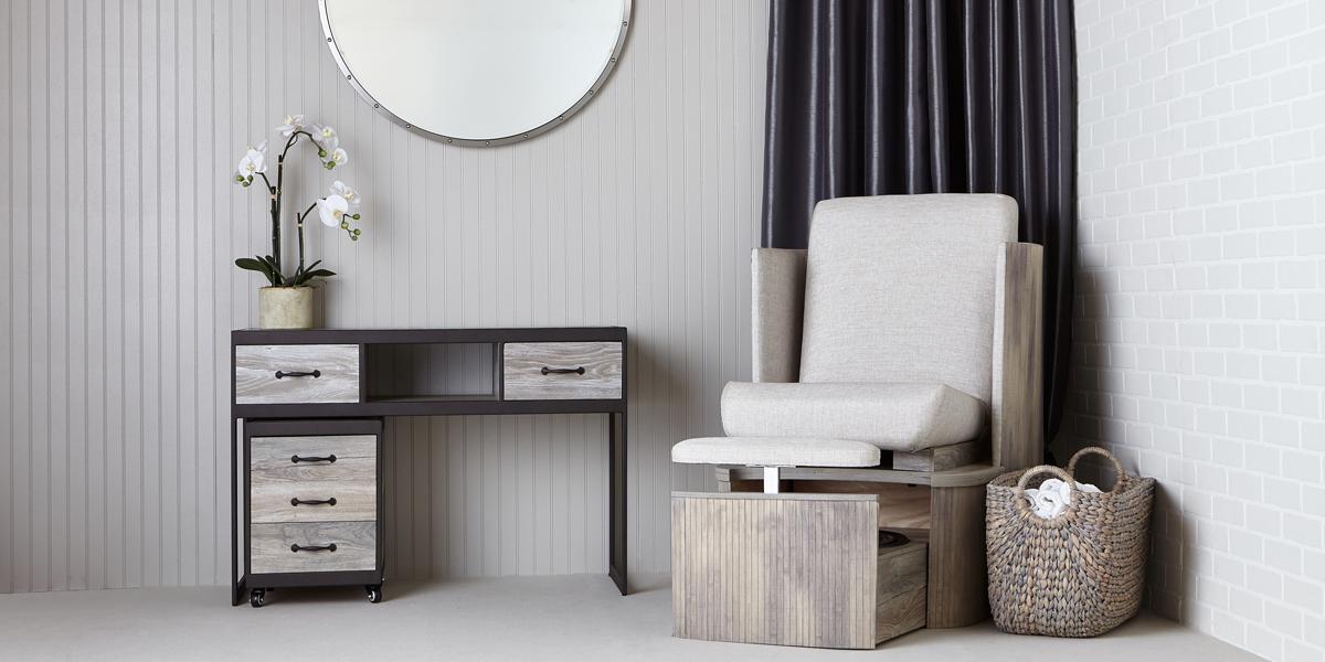 Professional Beauty Salon Furniture Equipment Belava