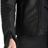 Pando Moto Tatami Leather Jacket Sleeve Detail