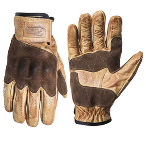 Fuel Rodeo Gloves Tan Upper and Palm