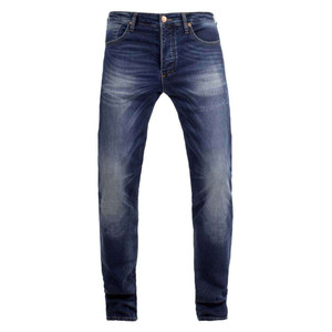 John Doe Ironhead Dark Blue Jeans Front