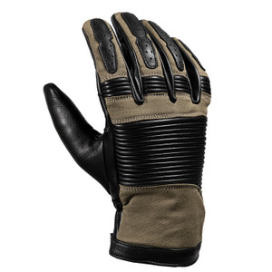 John Doe Durango Glove Leather Black and Camel Upper