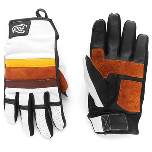 Fuel Rally Raid Summer Gloves Upper and Lower