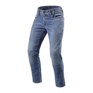 Detroit Jeans Tapered Fit Classic Blue