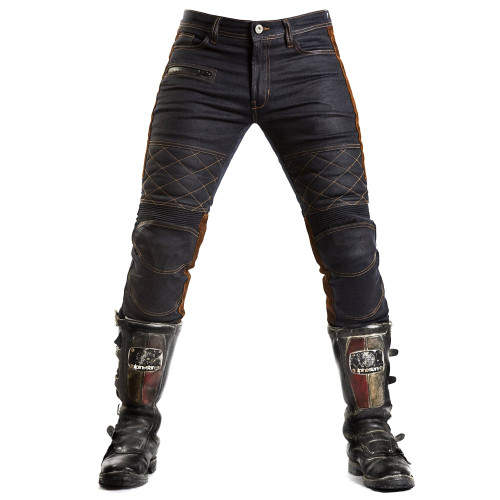 Fuel Sergeant Waxed Pants Front
