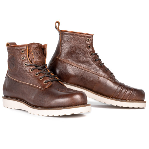 Iron Boots Brown