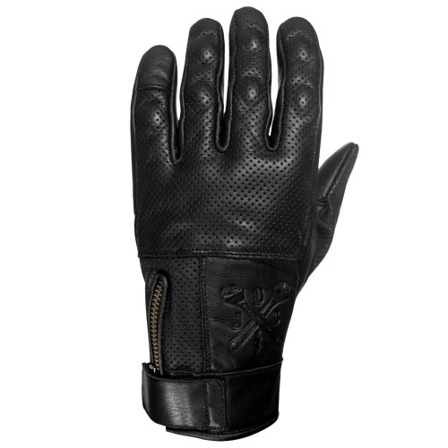 John Doe Shaft Glove Leather Black Upper