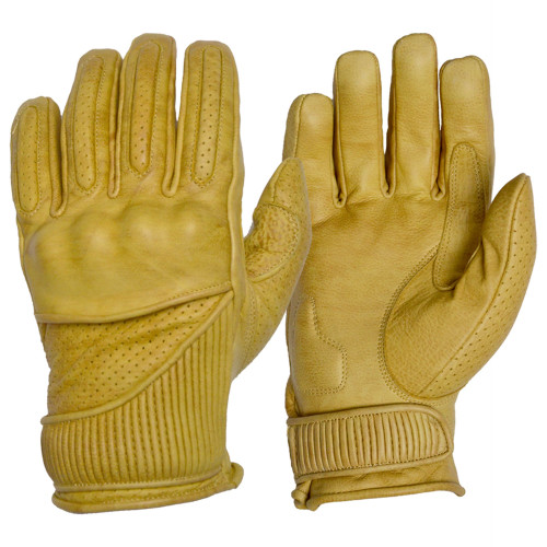 Viceroy Gloves Waxed Tan