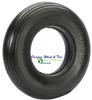 """4.80/4.00-8 (15""""x4"""") Rib Tread, Wheelbarrow Tire"""
