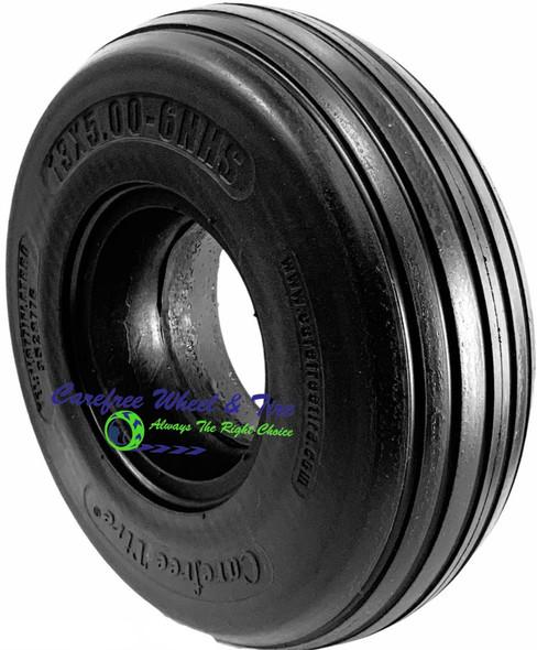 13/5.00-6 Rib Tread, Lawnmower Tire