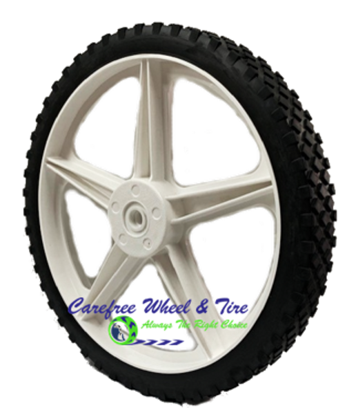 "14"" x 1.75"" 5 Spoke Lawn and Garden Wheel"