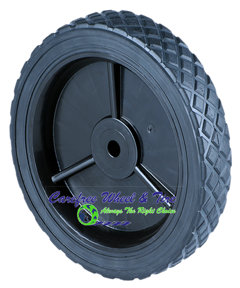 "7"" X 1.75"" Lawnmower Wheel"