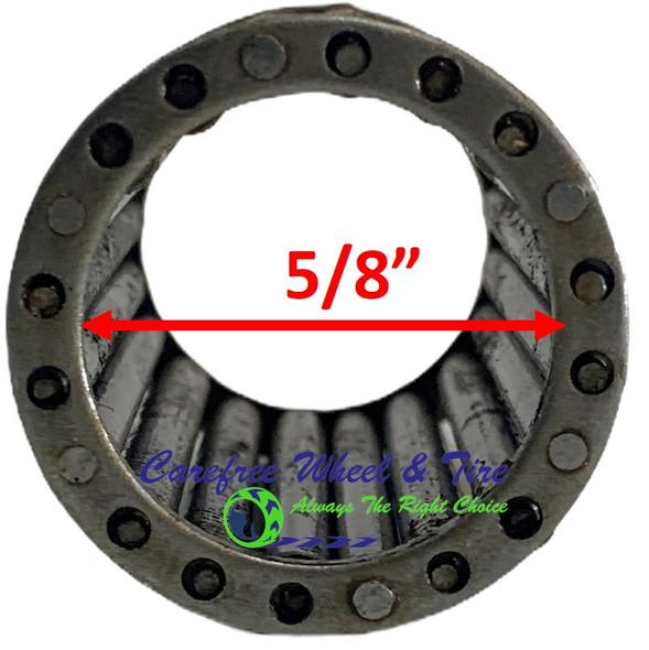 "Roller Cage Bearing 5/8"" ID x 1 3/8"" OD x 1.5"" W"