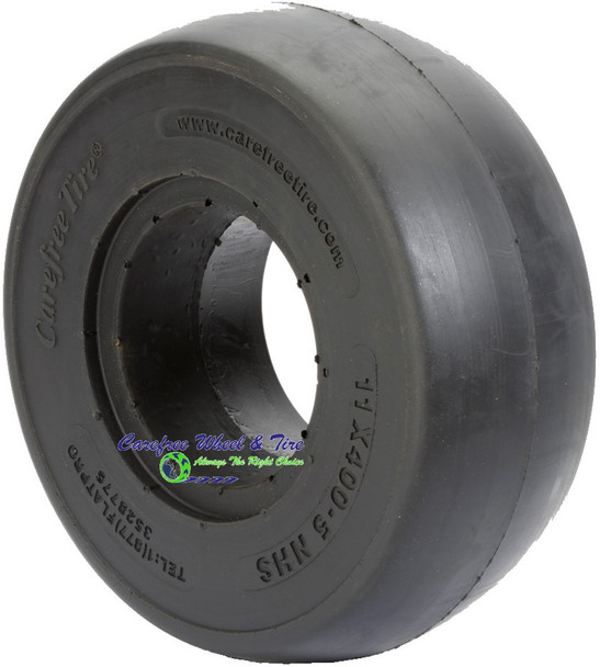 11/4.00-5 (11 x 4) Smooth Tread, Lawnmower Tire