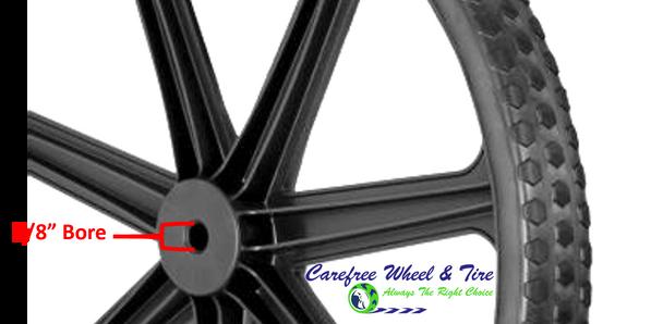 20x2.125 Wheelbarrow/Cart Wheel