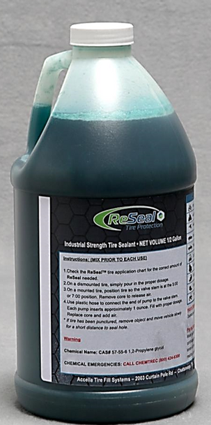 Reseal 1 gallon Bottle With PUMP