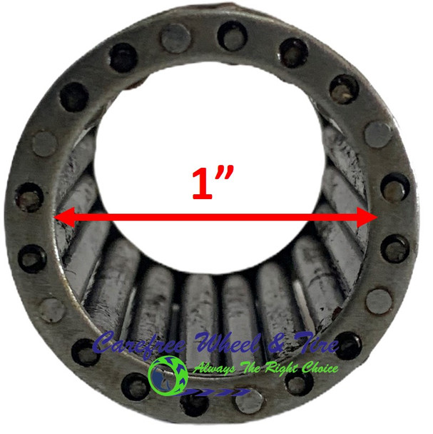 """Roller Cage Bearing 1"""" ID x 1 3/8"""" OD x 1.5"""" L"""