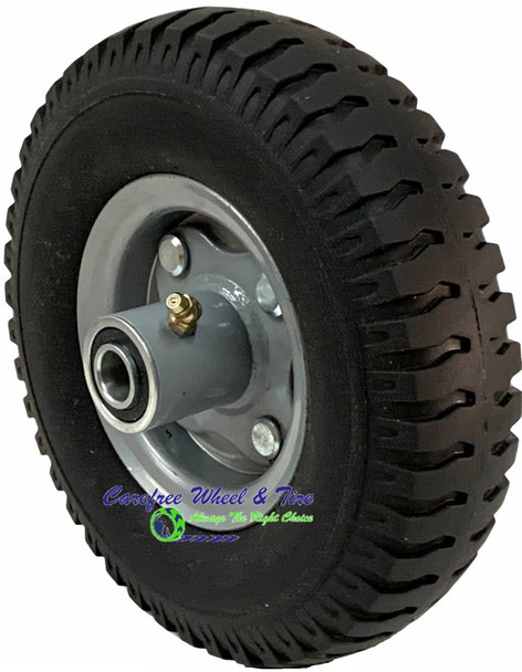 """280/250-4 (9"""" x 2.25"""") Wheel Assembly With 2 1/4"""" Off Center Hub"""
