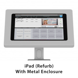 "iPad 10"" (refurb) with Metal Enclosure"