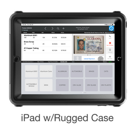 "iPad 10"" (refurb) with Rugged Case"