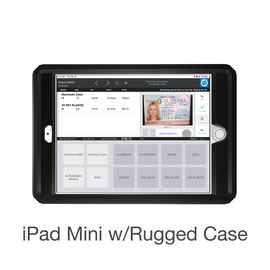 iPad Mini (refurb) w/Case