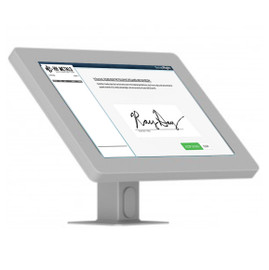 "Mobi Sig 10"" iPad (w/countertop case)"