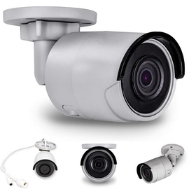 Low Cost 4K Indoor/Outdoor IP Camera