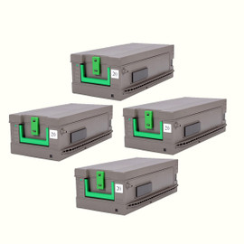 SET OF 4 REPLACEMENT CASSETTES FOR ATM