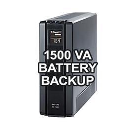 UPS Battery Backup - 1500 VA