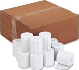 3 Inch Paper Rolls for WIFI - BT Printer (qty72)