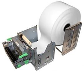 """High Capacity 4.4"""" Kiosk Paper (Qty8)"""