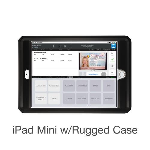 iPad Mini (refurb) w/Case