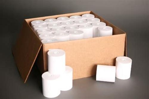 3 Inch Paper Rolls (qty50)