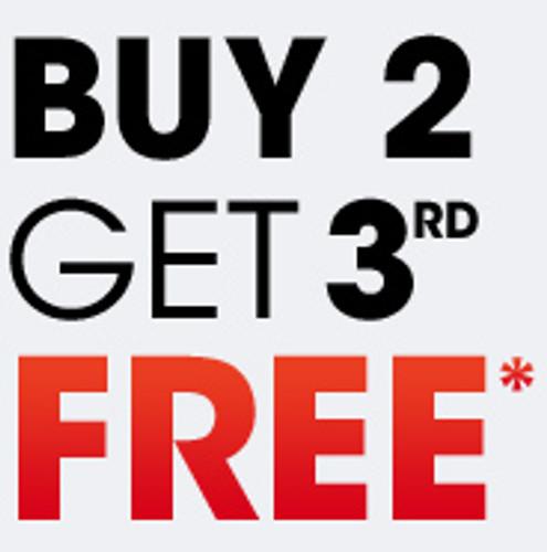 Buy 2 Hours Get 3rd Free