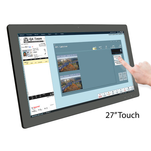 """27"""" Base TOUCH Monitor (non-kiosk only)"""