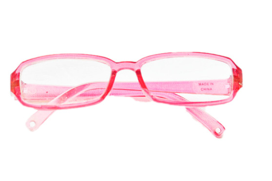 GLASSES MODERN PINK ( Why pay $2.00)
