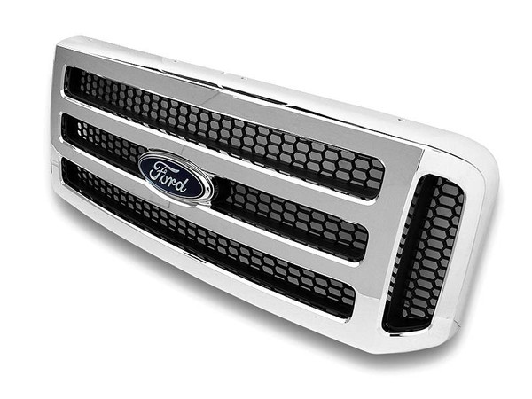 OE Replacement Grille for 2005-2007 Ford Superduty